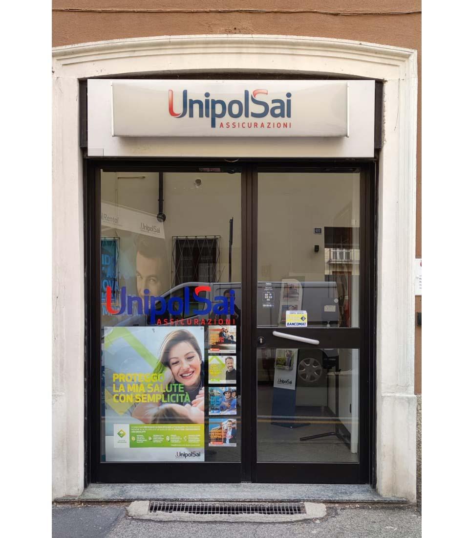 Via Bertola Novate Milanese Mi.Agenzia Unipolsai 02364 Senago M T R Assicurazioni S R L
